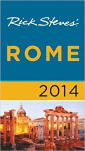 Taverna Le Coppelle Roma - Rick Steves Rome 2014