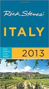 Taverna Le Coppelle Roma - Rick Steves Italy 2013