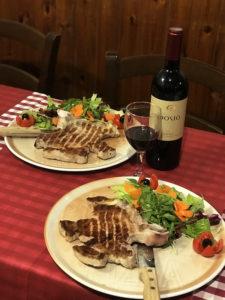 Taverna Le Coppelle Roma - Secondi piatti