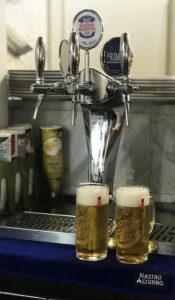 Taverna Le Coppelle Roma - Birra alla spina