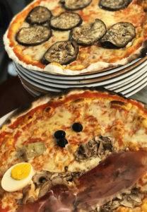 Taverna Le Coppelle Roma - Pizza