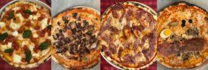 Taverna Le Coppelle Roma - Pizze