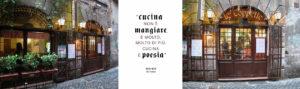 Taverna Le Coppelle Roma - Citazione